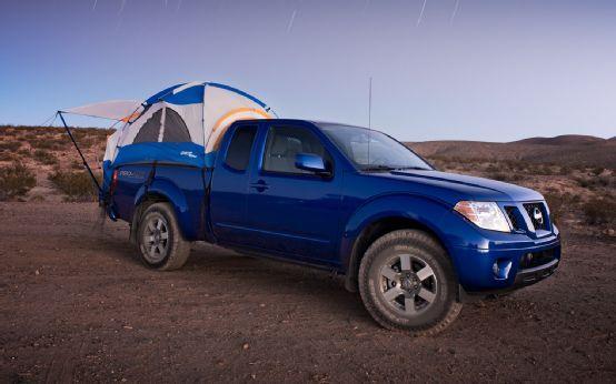 2012 Nissan Frontier 4X4 PRO4X Update 5 - Motor Trend