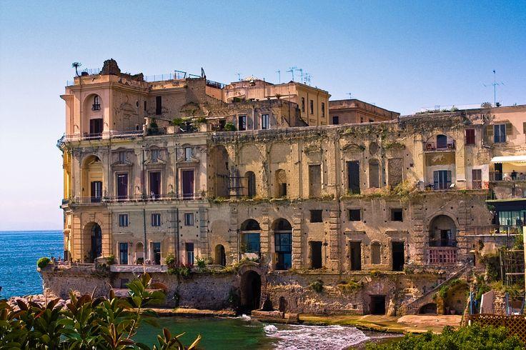 Napoli - Palazzo di Donn'Anna