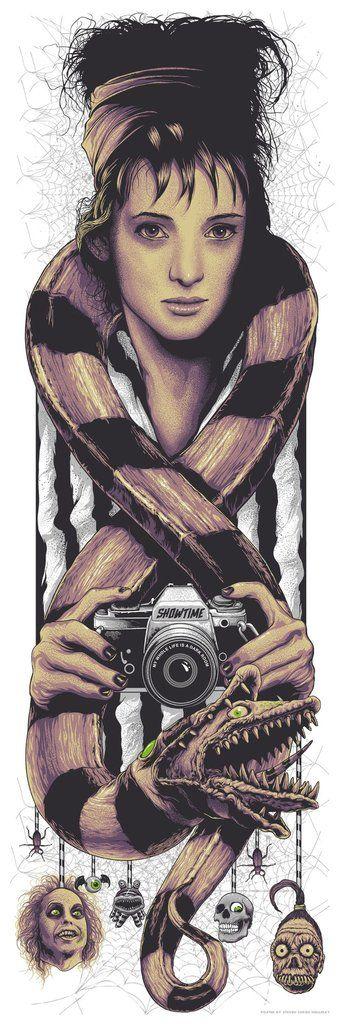Lydia Ilustración de Steven Luros