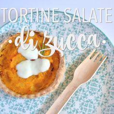 Tortine salate di zucca (senza uova) | BabyGreen | Bloglovin'