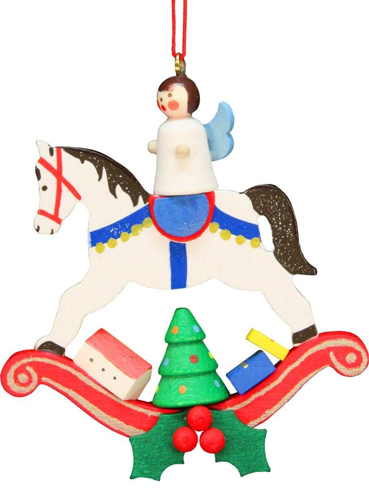 Angel on a Rocking Horse - 3