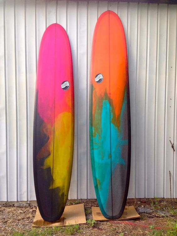 Obsessed with these surfboards: