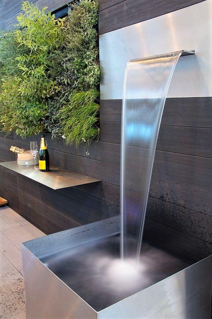 Garden Waterfalls 13 Modern Water Feature Water Fountains