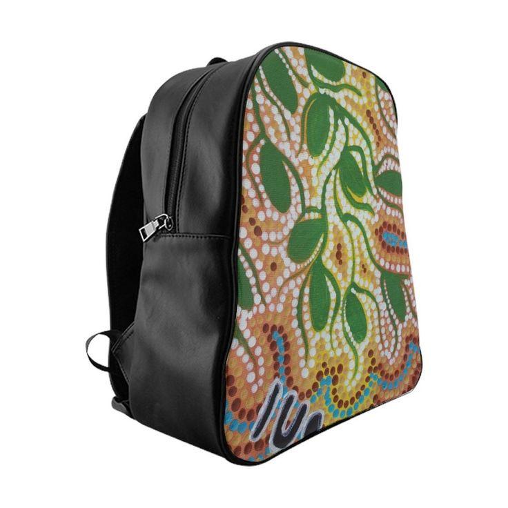Alunga SMK1214 School Backpack