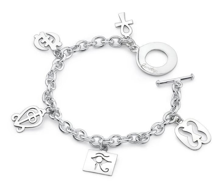 Destiny Silver Story Bracelet Wear beauty, culture and