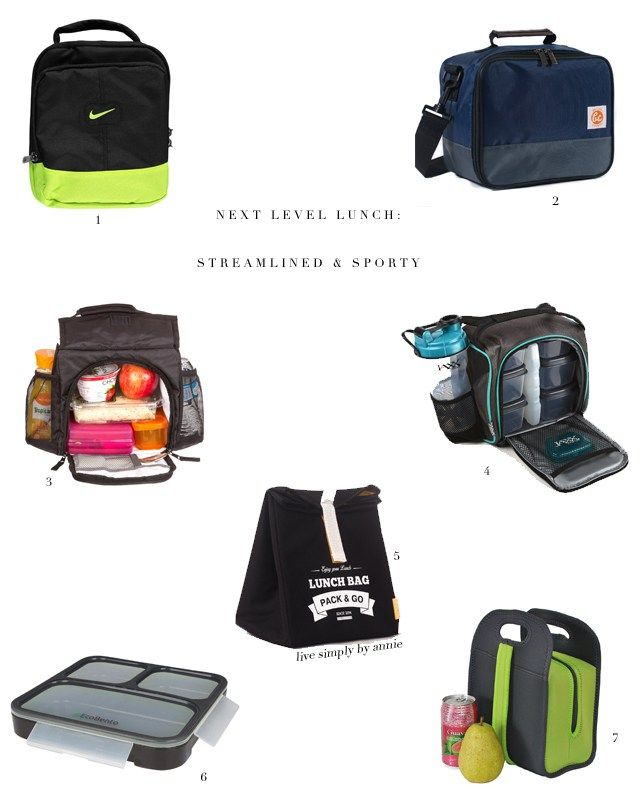 The best lunch bags for every age and style!
