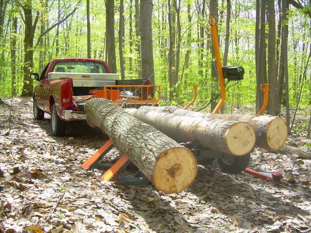 New Log Truck | Portable Sawmills & Forestry Equipment - Norwood Sawmills