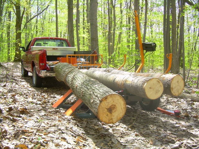 Portable Sawmill Plans Woodworking Projects Amp Plans