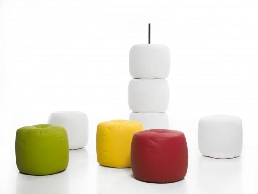 Poufs Designed By Simone Micheli For Casamania