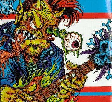 Rob Zombie Art