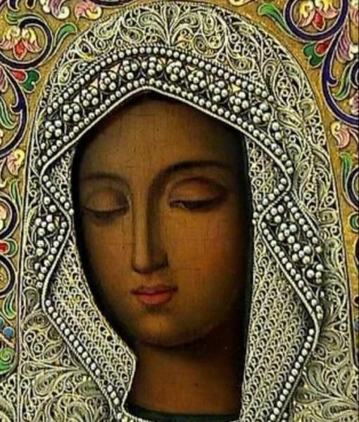 Oggi inizia il mese dedicato a Maria e vorrei iniziarlo con questo documento antico che stabilisce una volta per tutte che la preghiera a Maria non è in concorrenza con le preghiere a Suo Figlio Ge…