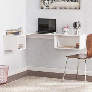 Best 25+ Corner desk ideas on Pinterest   Floating corner ...