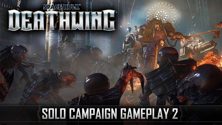 Space Hulk: Deathwing - Solo Campaign 13min Uncut Gameplay #2 https://www.youtube.com/watch?v=f8ijUKQK14s #gamernews #gamer #gaming #games #Xbox #news #PS4