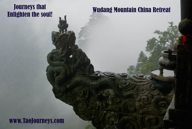 Join us for an amazing retreat to the Taoist Wudang Mountains in China.  For more information see http://TaoJourneys.com