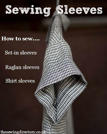 Dressmaking skills - Sewing sleeves guide from Merchant & Mills - always good to know.