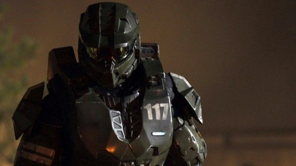 A new trailer for Halo 4 has been released today and gives us some background information on the SPARTAN program Dr. Halsey created. There is a mystery man who is interrogating Halsey about the program and he has not yet been unveiled but, many believe that he is actually an older Thomas Lasky.