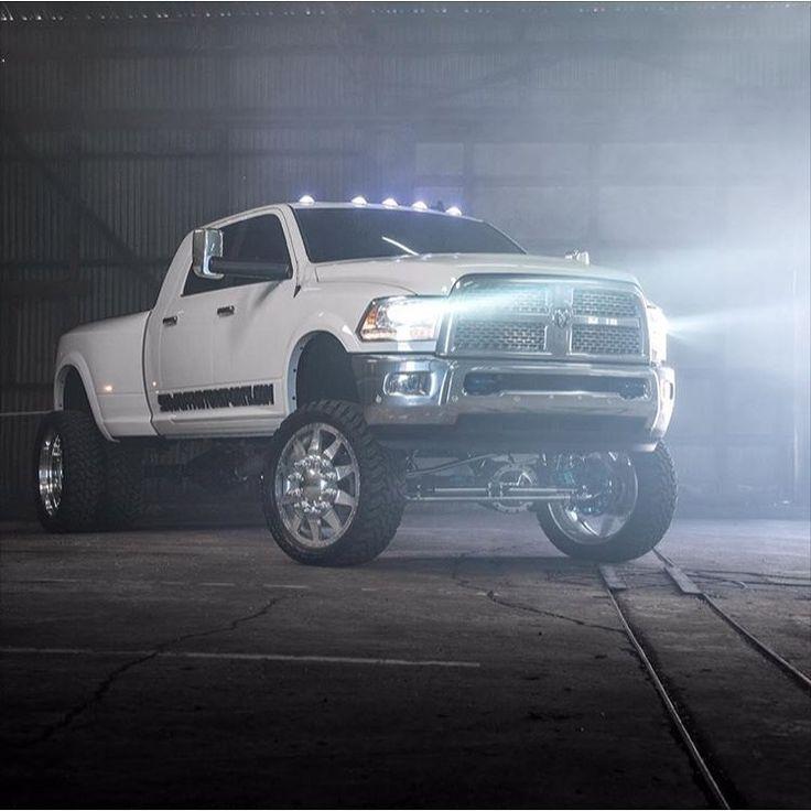 Dodge Ram  lifted dually