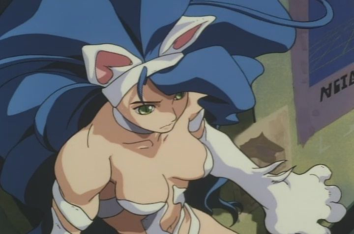 Dat darkstalkers felicia naked gif did
