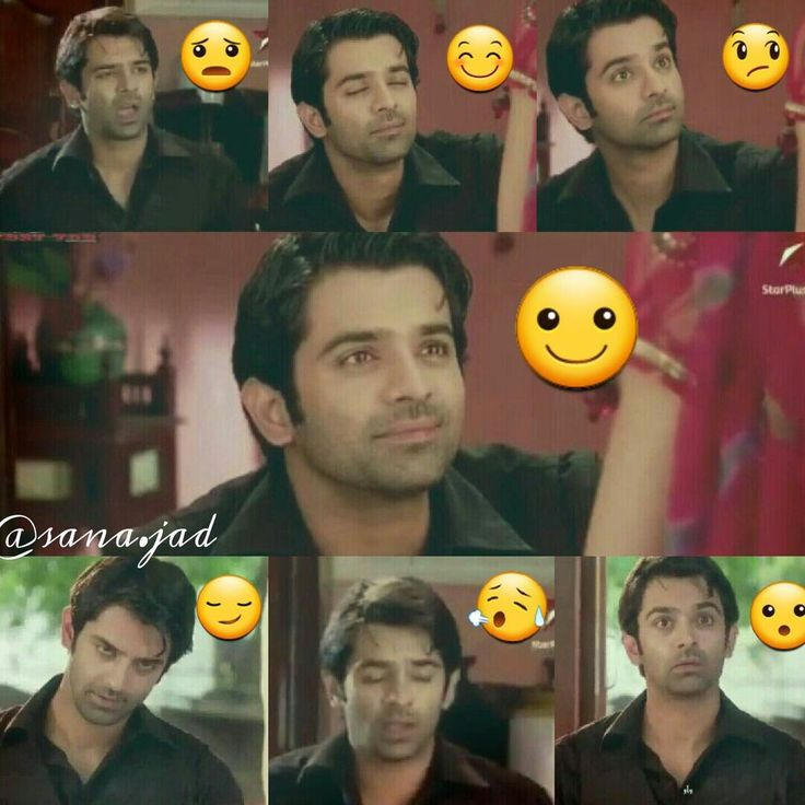 The king of reaction #BarunSobti   @BarunSobtiSays