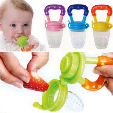 Facil y Practico accesorio de comida para bebes  que disfruten sin peligro de axficia