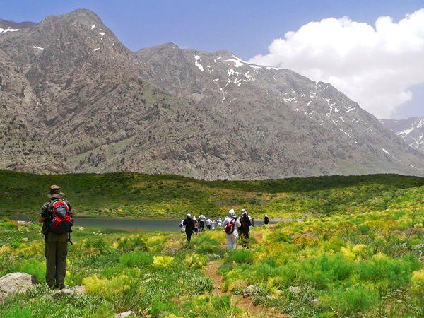 Dena Mountains Dena is the name of a sub-range within the Zagros range. #mountain #climbing #mountaineering #dena #iran #travel