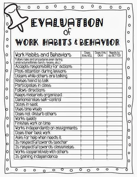 52 best Grade 5 images on Pinterest - sample instructor evaluation form