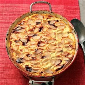 South African Bobotie recipe. Bobotie is a South African dish of some antiquity: it has certainly been known in the Cape of Good Hope since the 17th century. Bobotie is spiced, minced meat baked with an egg-based topping. This very popular recipe also has cinnamon, curry powder, apples and almonds all topped with flaked almonds.
