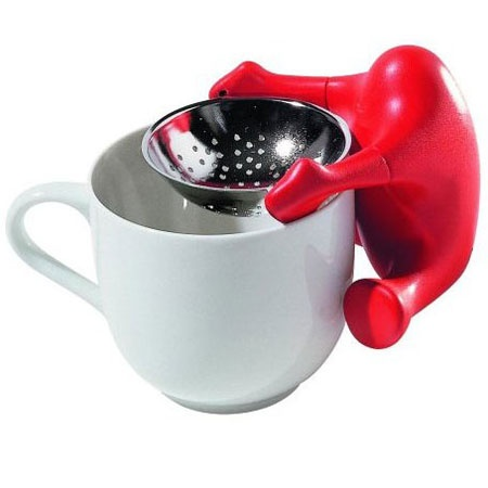 Alessi Tea Strainer
