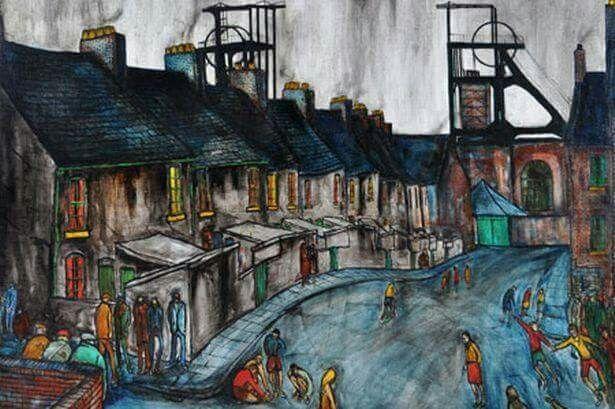 Easington colliery - Tom McGuiness