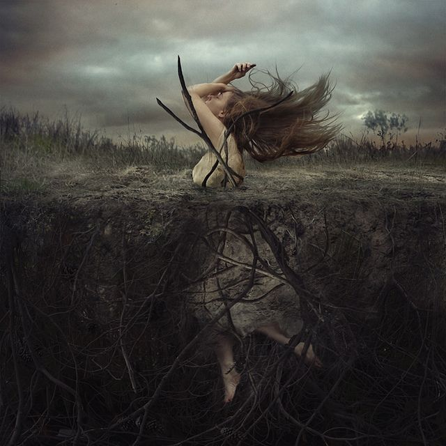 """battle at cliffside hill  by photographer Brooke Shaden. Get details on her creativeLIVE """"Fine Art Portraits"""" online photography course. Watch LIVE May 16-18 http://www.creativelive.com/courses/fine-art-portraits-brooke-shaden"""