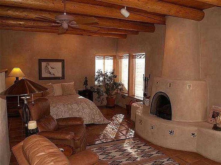8 Beautiful Southwestern Bedroom Home Plans Amp Blueprints