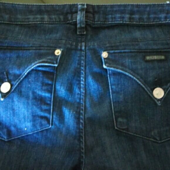 HUDSON JEANS! Gently used Hudson jeans Size29 Make me an offer or Trade Hudson Jeans Jeans Ankle & Cropped