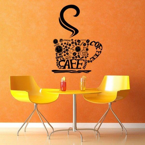 Cafeaua de dimineata - http://stickere.net/cafeaua-de-dimineata