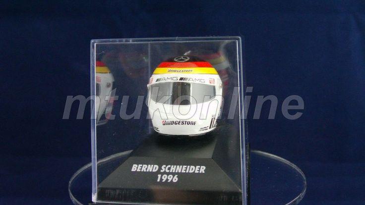 PMA MINICHAMPS | BERND SCHNEIDER 1996 HELMET | 1/8 | 382 963601
