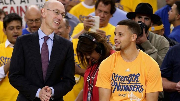 Adam Silver looking to prevent NBA super teams aka Golden State Warriors - https://movietvtechgeeks.com/adam-silver-looking-prevent-nba-super-teams-aka-golden-state-warriors/-Adam Silver May Look to Prevent Super Teams like Warriors Moving Forward in New Collective Bargaining Agreement