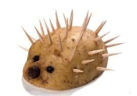 Znalezione obrazy dla zapytania prace plastyczne z wykorzystaniem ziemniaka