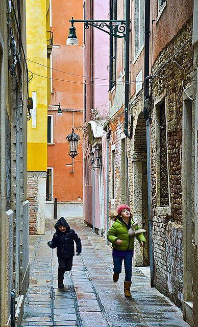 Bambini, Venezia