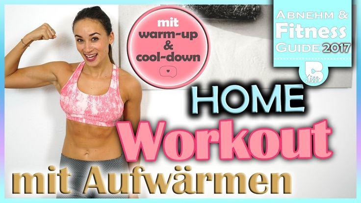 25 Minuten Fatburn Workout - Zuhause trainieren - Fett verbrennen - Schö...