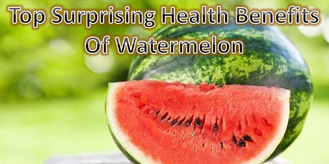 Health Benefits of Watermelon, benefits for skin, benefits for bones, with Nutrients, Energy, and enough Water, in Summer Season.