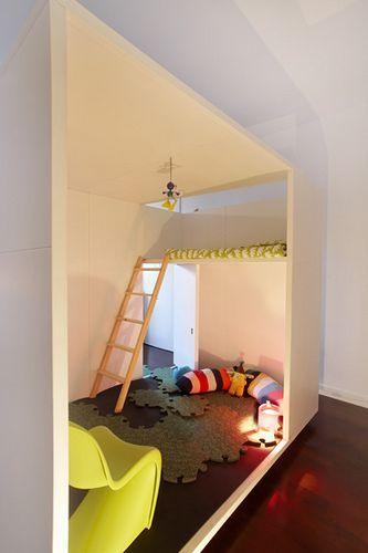 mommo design: 10 LOFT BEDS
