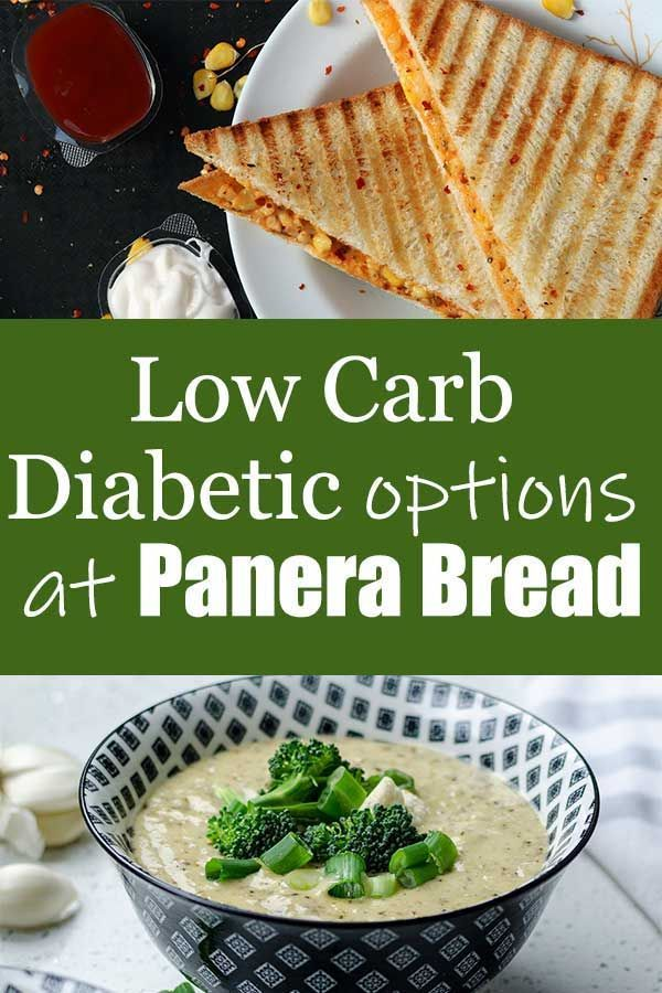 Low Carb Diabetic Options At Panera Bread The Gestational Diabetic Low Carb Panera Food Eating Healthy At Restaurants