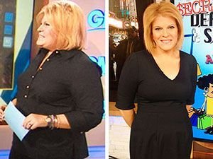 Good Morning America's Tory Johnson dropped 62 pounds! Get her weight-loss secret.