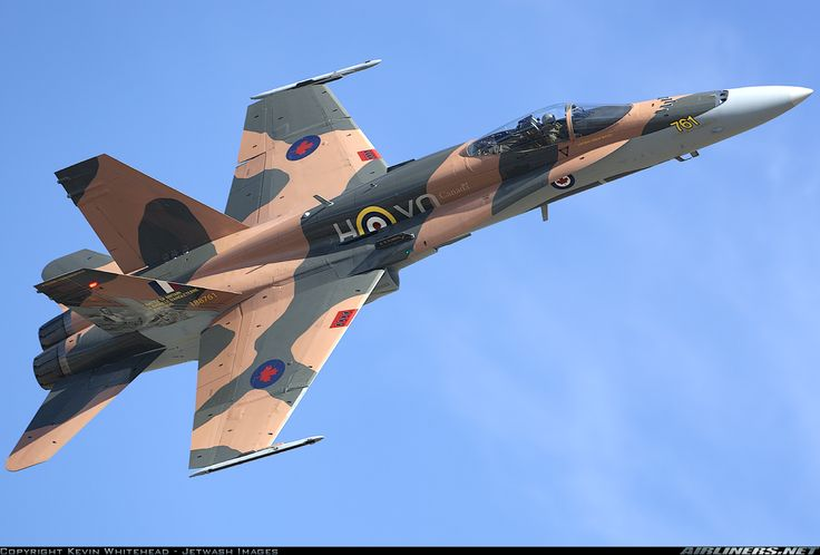 McDonnell Douglas CF-188A Hornet