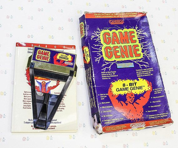 A Nintendo Game Genie in its original box with instructions/codes book! We dont have the original NES to test it out, so we cant guarantee anything, BUT if you look at the pictures youll see that all the inner bits look to be in excellent shape! ***** Looking for more games & puzzles?