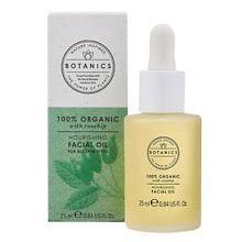Botanics Organic Facial Oil at Walgreens. Get free shipping at $35 and view promotions and reviews for Botanics Organic Facial Oil