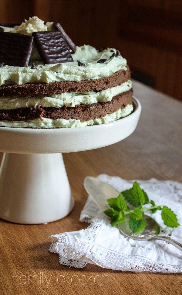 After-Eight-Torte | Family o'Lecker