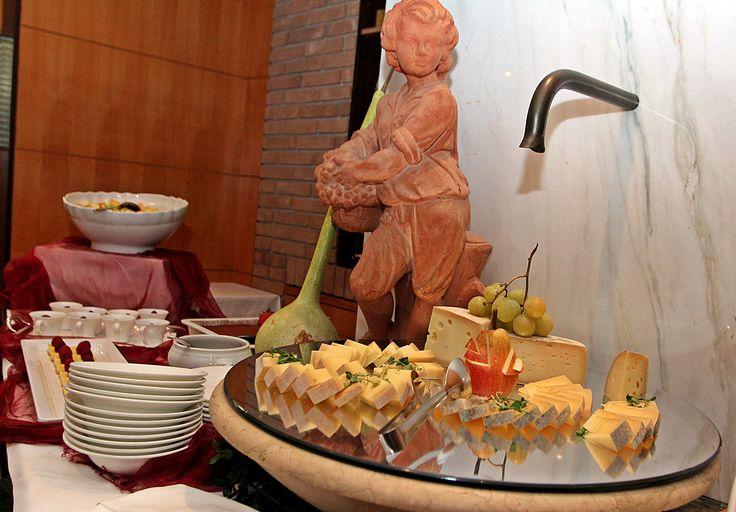 Unser Käse-Buffet