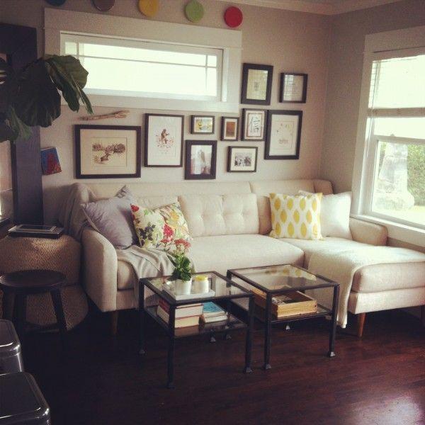 West Elm Crosby Sectional sofa | Hey Baklenko! : crosby sectional - Sectionals, Sofas & Couches