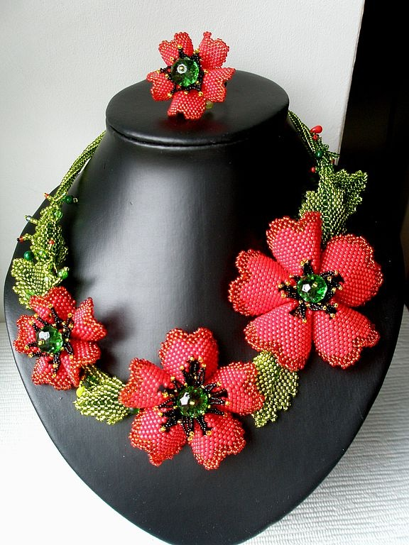 Handmade. #beadwork