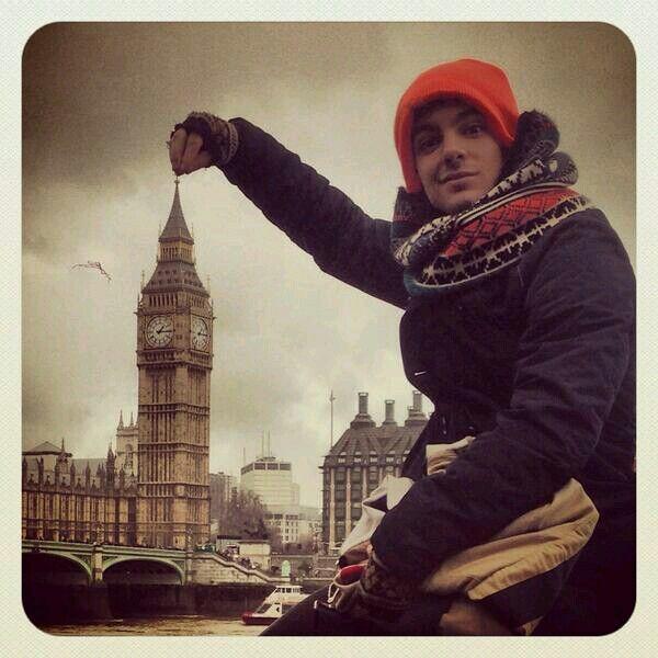 Facu en london